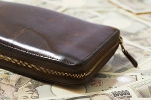 財布の写真素材 [FYI04749712]