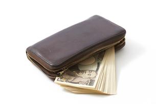 財布の写真素材 [FYI04749717]