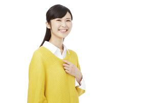 日本人女性の写真素材 [FYI04749803]