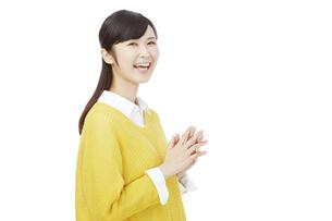 日本人女性の写真素材 [FYI04749806]