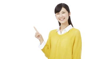 日本人女性の写真素材 [FYI04749838]