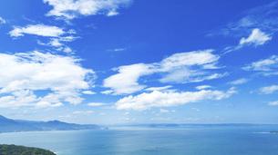 青空と海の写真素材 [FYI04749927]