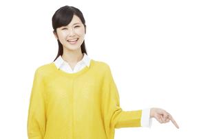 日本人女性の写真素材 [FYI04749963]