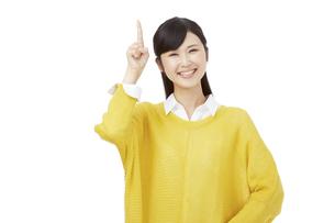 日本人女性の写真素材 [FYI04749978]