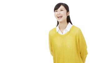 日本人女性の写真素材 [FYI04750063]