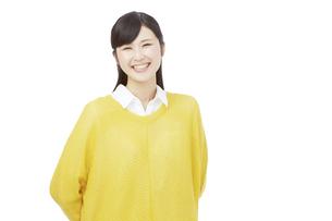 日本人女性の写真素材 [FYI04750069]