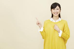 日本人女性の写真素材 [FYI04750277]