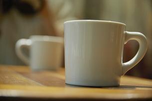 カップ/コーヒーカップの写真素材 [FYI04750363]