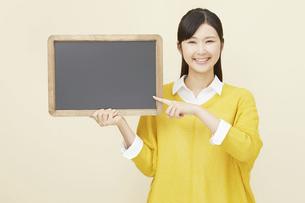 日本人女性の写真素材 [FYI04750373]