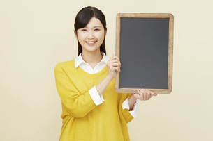 日本人女性の写真素材 [FYI04750399]