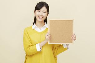 日本人女性の写真素材 [FYI04750411]