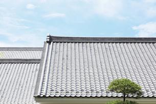 屋根の写真素材 [FYI04750764]