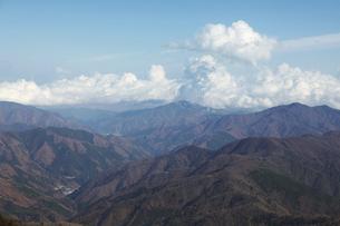山の写真素材 [FYI04750866]