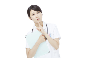 看護師の写真素材 [FYI04750880]