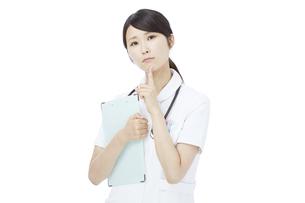 看護師の写真素材 [FYI04750894]