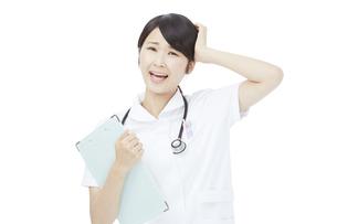 看護師の写真素材 [FYI04750994]