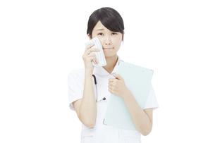 看護師の写真素材 [FYI04751002]