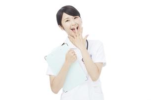 看護師の写真素材 [FYI04751021]