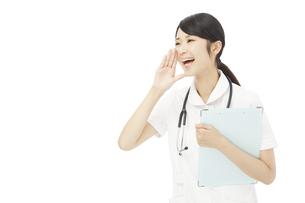 看護師の写真素材 [FYI04751064]