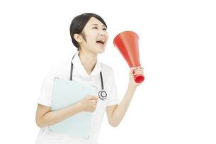 看護師の写真素材 [FYI04751112]