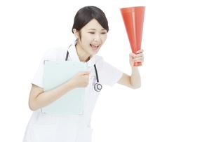 看護師の写真素材 [FYI04751127]