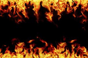 炎の写真素材 [FYI04751178]