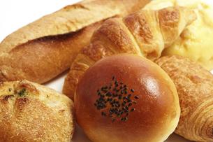 パンの写真素材 [FYI04751300]
