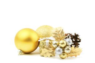 クリスマスオーナメントの写真素材 [FYI04751392]