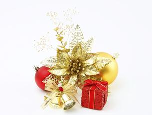 クリスマスオーナメントの写真素材 [FYI04751438]