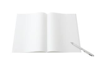 ノートの写真素材 [FYI04751523]