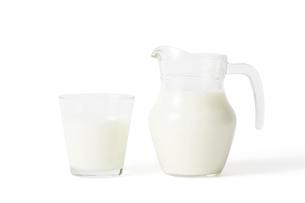 ミルクの写真素材 [FYI04751552]