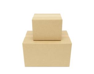 段ボール箱の写真素材 [FYI04751651]