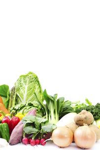 野菜集合の写真素材 [FYI04751754]