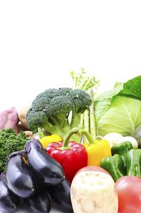 野菜集合の写真素材 [FYI04751792]