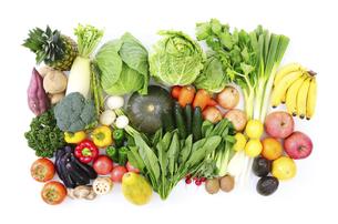 野菜集合の写真素材 [FYI04751819]
