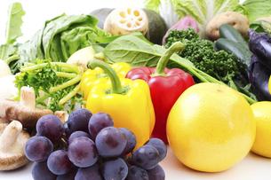 野菜集合の写真素材 [FYI04751843]