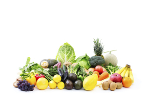 野菜集合の写真素材 [FYI04751854]