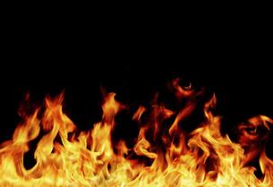 炎の写真素材 [FYI04752168]