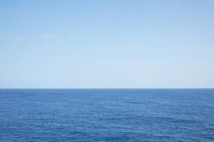 水平線の写真素材 [FYI04752251]