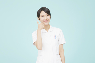 看護師の写真素材 [FYI04752576]