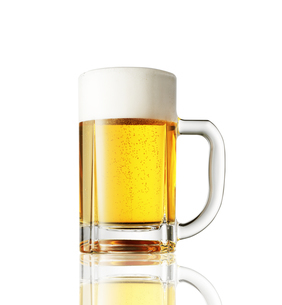ビールの写真素材 [FYI04752722]