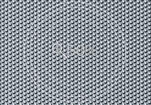 パンチメタルのバックグラウンドの写真素材 [FYI04753353]