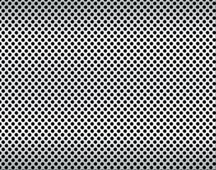 パンチメタルのバックグラウンドの写真素材 [FYI04753437]