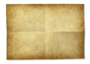 羊皮紙のバックグラウンドの写真素材 [FYI04753600]