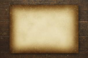 羊皮紙のバックグラウンドの写真素材 [FYI04753656]