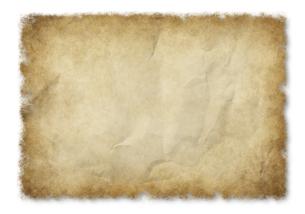 羊皮紙のバックグラウンドの写真素材 [FYI04753742]