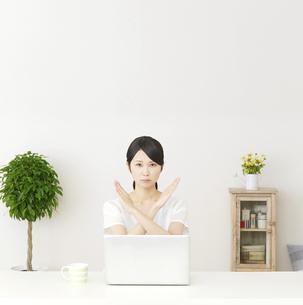 日本人女性の写真素材 [FYI04753855]