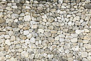 石垣/壁の写真素材 [FYI04754033]