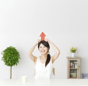 日本人女性の写真素材 [FYI04754134]