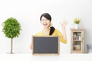 日本人女性の写真素材 [FYI04754310]